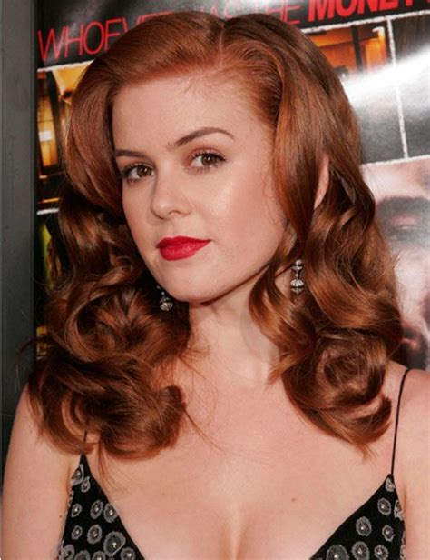 isla fisher hair color hair isla fisher color analysis warm autumn