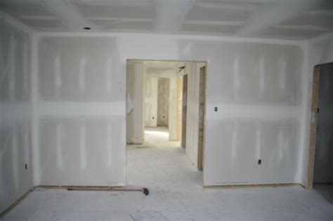 Cost To Install Sheetrock Ceiling by Things You Should About Drywall Installation