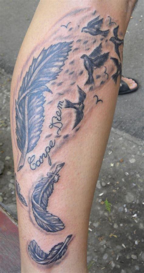 tattoo ideas for womens calves calf tattoos for women