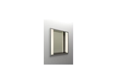 robern lighted mirror robern mm3030d6rcsab20 black glass m series reception 30