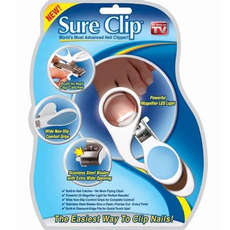 Gunting Kuku Puku Puku 1 sure clip magnifier nail clippers gunting kuku blue jakartanotebook