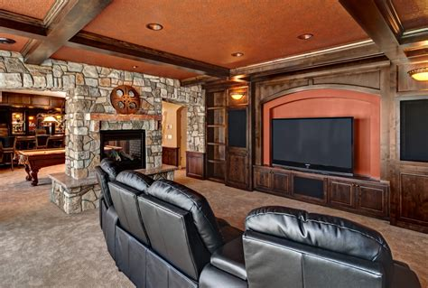 maple grove basement remodeling mn remodeler lecy
