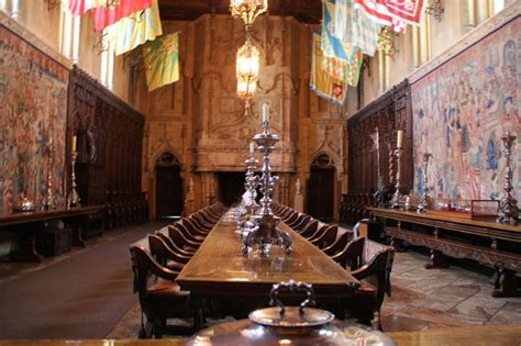 Hearst Castle Dining Room | an evening of extravagance enchantment at hearst castle