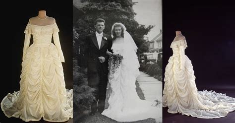 Wedding Dress Made From Saving Parachute by Wwii Parachute Wedding Dress Meadowlakenow