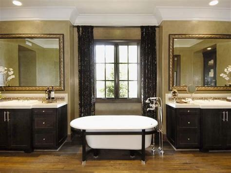 distance between sinks double vanity golden bathroom this master bath is enhanced by an