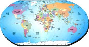 Full World Map by Mexico Political Map Full Size