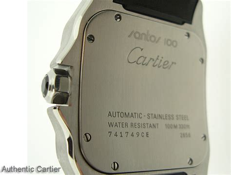 u boat watch fake how to spot cartier santos serial number check
