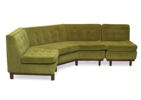 Frank Lloyd Wright Sofa by Mid Century Modern Freak Frank Lloyd Wright Sectional
