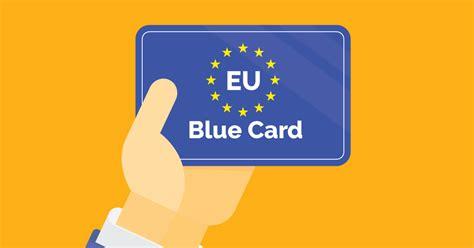 Blue Card Application Process Reforms To Streamline Eu Blue Card Procedures For Skilled