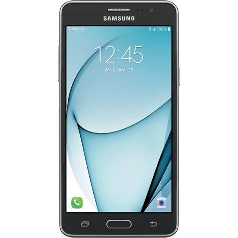 samsung phone and walmart family mobile samsung galaxy prime smartphone