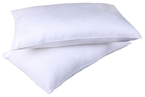 Cotton Filled Pillows by Cottonloft All 100 Cotton Filled Bed Pillow 2