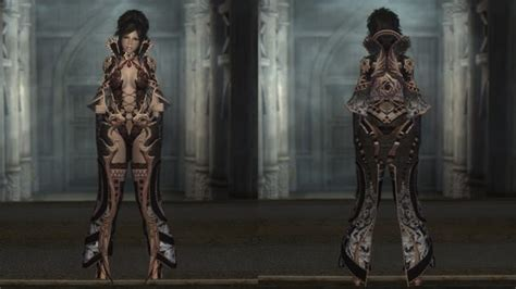 tera armors collection for skyrim unp page 192 file topics the えいへいすぽっと skyrim tera armors collection