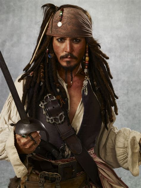 how to create a captain jack sparrow pirate costume potc at world s end captain jack sparrow photo 16949382