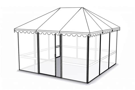 gazebo veranda awesome veranda jardin gazebos contemporary awesome