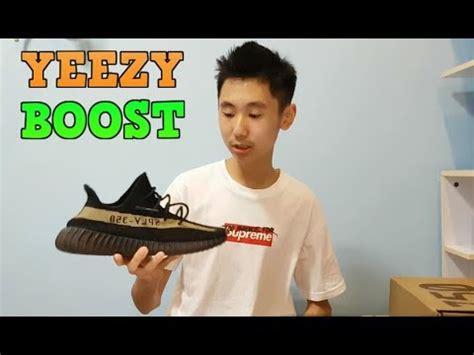 Sepatu Adidas Yeezy Boost Green sepatu 10juta adidas yeezy boost 350 olive green