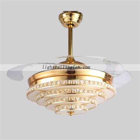 acrylic ceiling fan blades led ceiling fan light with acrylic fan blade