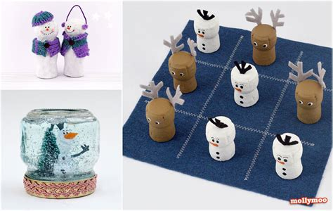 stylish christmas crafts mollymoocrafts crafts collection