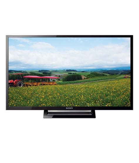 Sony Bravia Led Tv 32 Inch Klv 32r402a Black sony bravia 32 led tv wxga sony bravia klv 32r402a 80 cm
