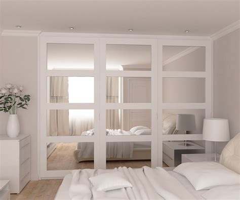 Small Wardrobe Doors - 20 gorgeous small bedroom ideas that boost your freedom