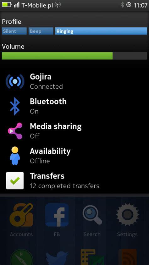 themes nokia n9 nokia n9 hub changing nokia n9 default theme with