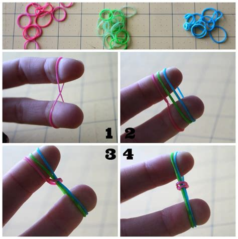 rubber band bracelets   loom  girl   glue gun