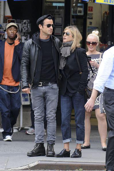 justin theroux ainamagina - Guardarropa De Jennifer Aniston