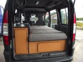 Fiat Doblo Cervan Conversion Fiat Doblo Mini Tour Cervan 13