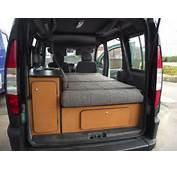 Fiat Doblo Mini Tour Campervan 13