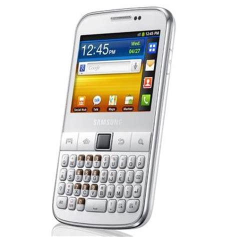 Harga Samsung Qwerty spesifikasi samsung galaxy y qwerty samsung galaxy y pro