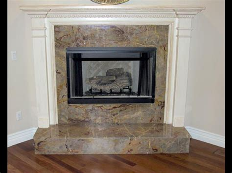 fireplace backsplash gemini international marble and granite