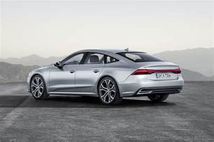 Four Car Garage by Audi A7 2018 Revealed Car News Carsguide