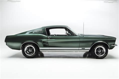 mustang gt classic 1967 ford mustang gt hipo 289 4 speed american