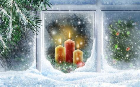 Schöne Weihnachtliche Bilder by Fensterdeko Zu Weihnachten 104 Neue Ideen Archzine Net