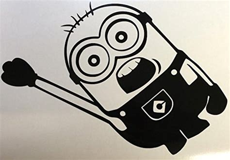 Minion Aufkleber Auto by Hold On Minion Car Sticker Vinyl Truck Auto Decal Buy