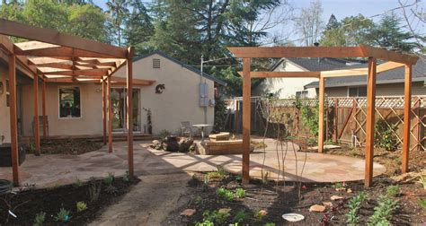 patios with pergolas pergola patio features popideas co