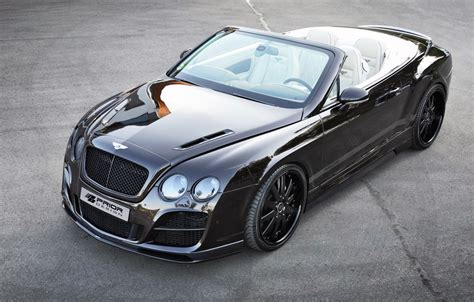 Bentley Continental Gtc by Bentley Continental Gtc By Prior Design