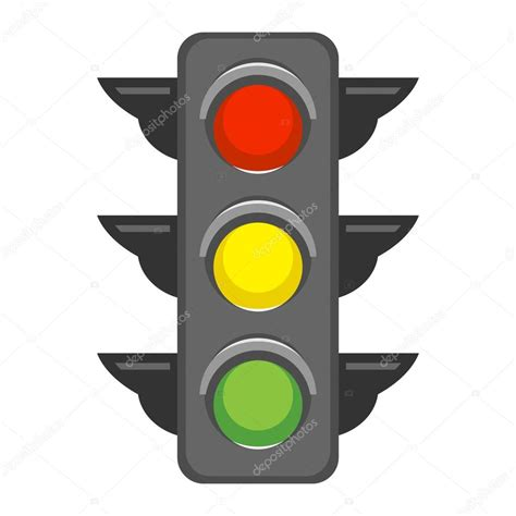 clipart semaforo 237 cone de vetor de sem 225 foro vetor de stock 169 briangoff
