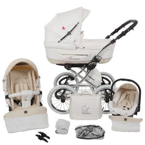 Set 3in1 this is the one i want new lux4kids turran leatherette 3in1 pram travel system with car