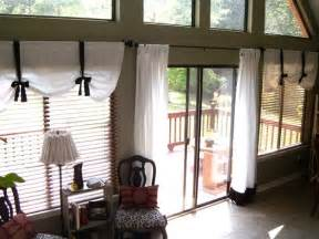 Window Treatment Ideas For Sliding Glass Doors Window Treatment Ideas For Sliding Glass Doors