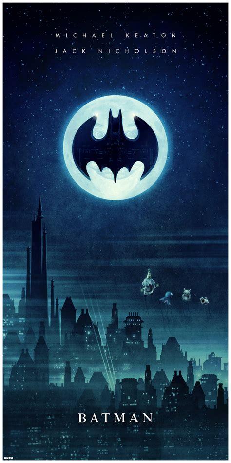 artist matt ferguson does an awesome poster for drive he stole my balloons batman 89 poster by matt ferguson