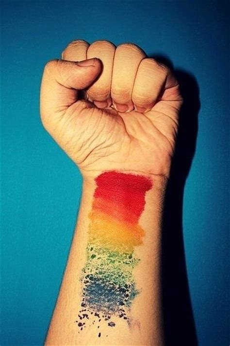 tattoo my rebellion pinterest rainbow tattoos 117 best images about gay pride on pinterest