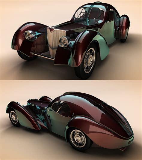 bugatti type 57sc atlantic vintaligious chic you old things vintage cars