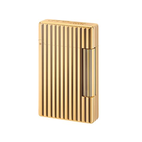 S T Dupont So Duppont For golden bronze finish lighter s t dupont