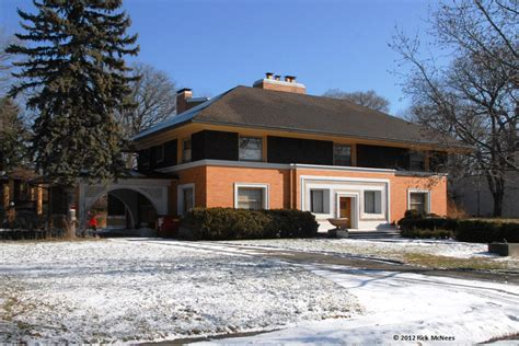 winslow house illinois frank lloyd wright prairie school architecture in river forest illinois photo gallery by rick
