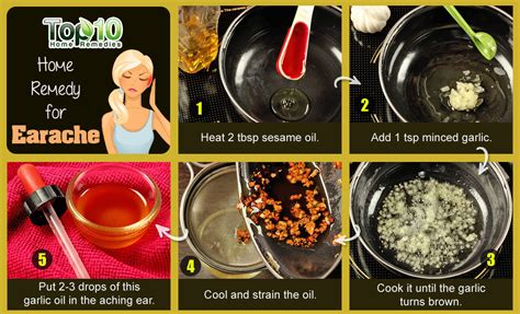 What To Do At Home by Home Remedies For Earaches Top 10 Home Remedies
