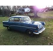 1959 Opel Olympia Rekord  German Cars For Sale Blog