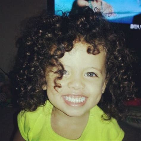 curly hairstyles biracial biracial curly hair this is probably what baby girl s hair