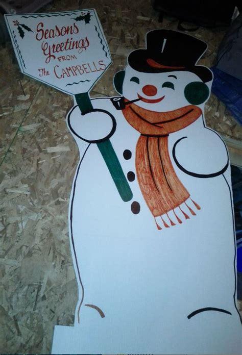yeg christmas spots replica of the 1960 s original snowman yeg cclane