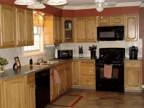 kitchen paint colors with oak cabinets and stainless steel appliances beautiful kitchen paint colors with oak cabinets and black