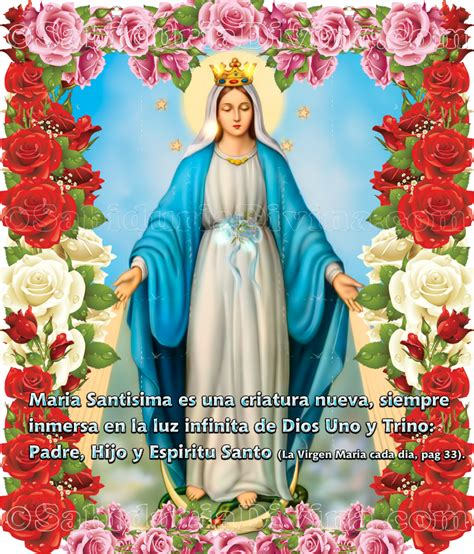 imagenes bonitas virgen maria mar 237 a sant 237 sima es la se 241 ora bonita por su confianza y